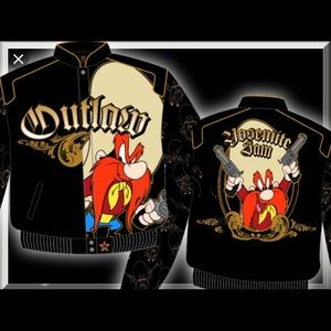 Other - Yosemite Sam Outlaw Adults Jacket